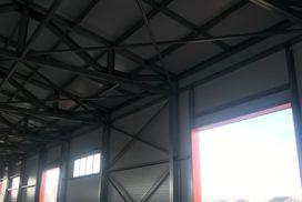 Промышленные подъёмно-секционные ворота DoorHan ISD01 в г.Коммунаре, фото 8