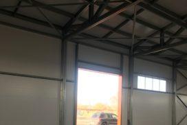 Промышленные подъёмно-секционные ворота DoorHan ISD01 в г.Коммунаре, фото 10