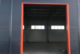 Промышленные подъёмно-секционные ворота DoorHan ISD01 в г.Коммунаре, фото 13