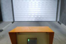 Спиральные скоростные ворота Doorhan DUS-555(N) 2450х2520 и 5000х2750 в д. Копище, фото 7