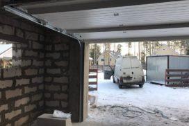 Гаражные подъёмно-секционные ворота DoorHan RSD02 в Маслово, фото 4