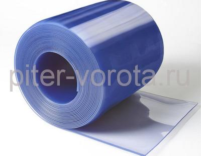 пленочные полосы синего цвета