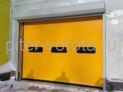 Скоростные ворота DoorHan SpeedRoll SDO 3000x2500