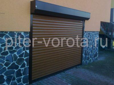 Роллетные ворота DoorHan 2000x3500 мм