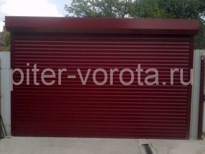 Роллетные ворота DoorHan 2000x4000 мм