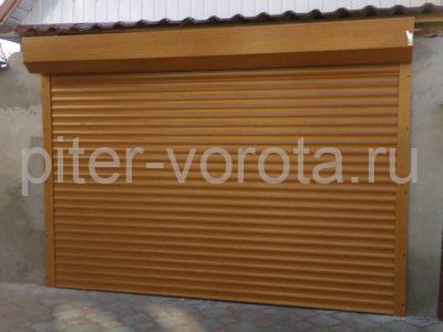 Роллетные ворота DoorHan 2500x2500 мм