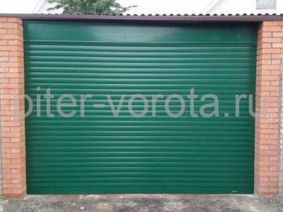Роллетные ворота DoorHan 2750x3500 мм