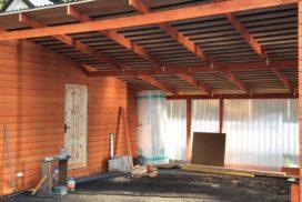 Гаражные подъёмно-секционные ворота DoorHan RSD02 в Приозерске, фото 8