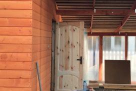 Гаражные подъёмно-секционные ворота DoorHan RSD02 в Приозерске, фото 11