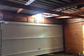 Гаражные подъёмно-секционные ворота DoorHan RSD02 в Приозерске, фото 6