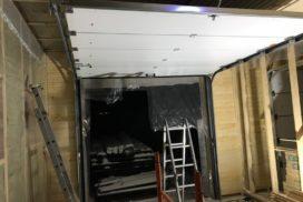 Гаражные подъёмно-секционные ворота Alutech Classic в Стрельцово, фото 21
