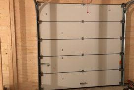Гаражные подъёмно-секционные ворота Alutech Classic в Стрельцово, фото 15