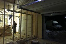 Гаражные подъёмно-секционные ворота Alutech Classic в Стрельцово, фото 17