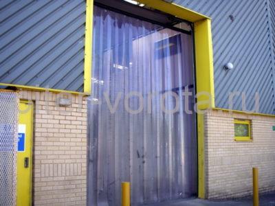 Морозостойкая полосовая завеса Doorhan FC — 510, 2700x2500 мм