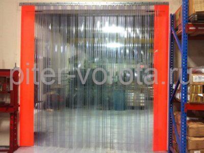 Морозостойкая полосовая завеса Doorhan FC — 510, 3100x2400 мм